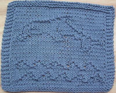 Dolphin Knitting Pattern Free