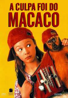A Culpa Foi do Macaco - DVDRip Dublado