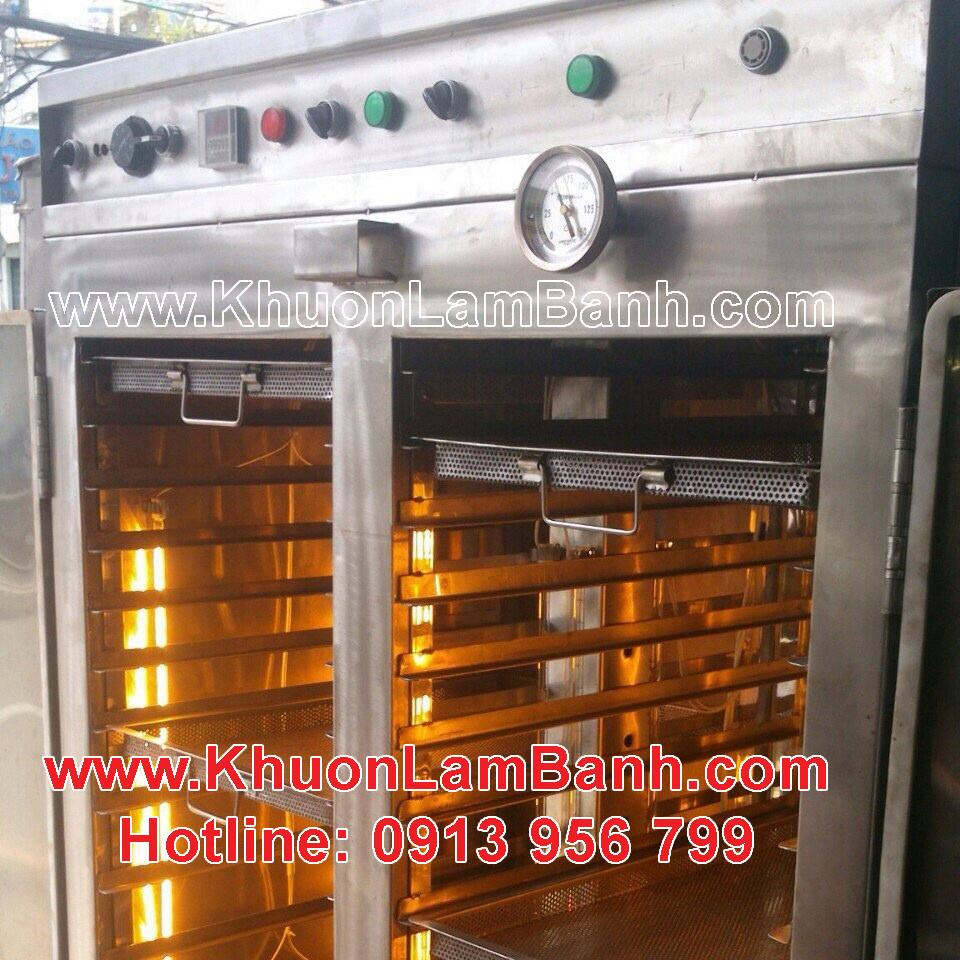 Lò nướng bánh mì đối lưu bằng điện