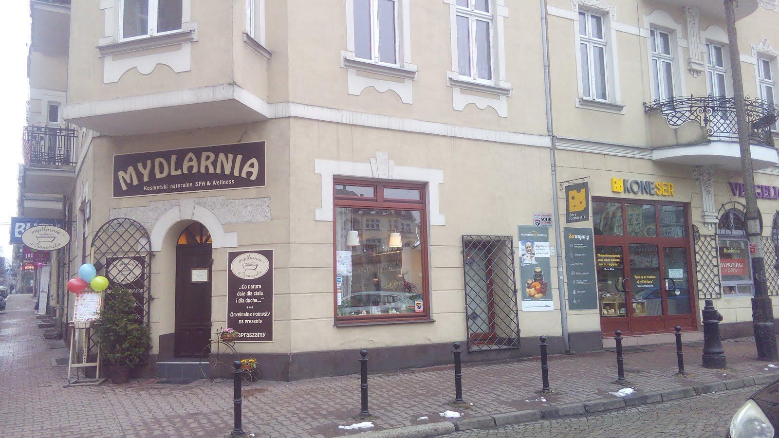 MYDLARNIA U FRANCISZKA Poznań ul. Prusa  1