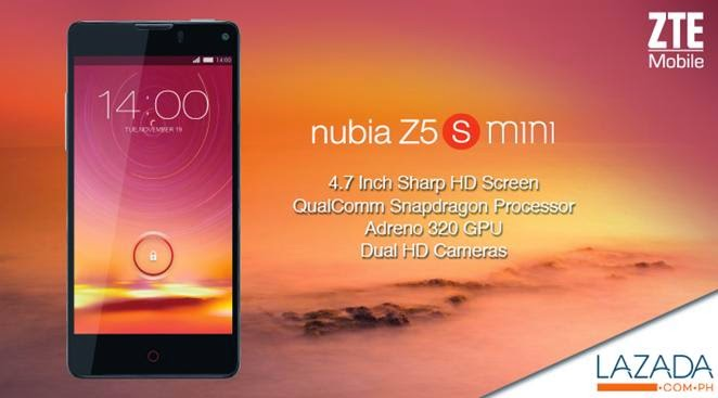 New ZTE Smartphones Available at Lazada Philippines