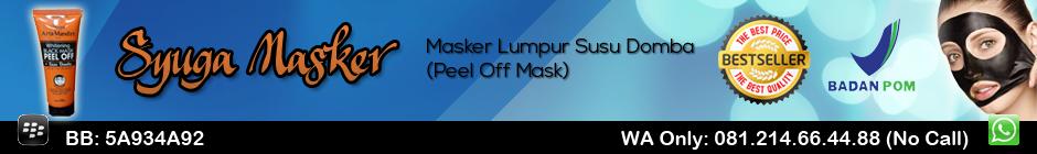 JUAL MASKER LUMPUR SUSU | MASKER WAJAH MUKA BEST SELLER!!!