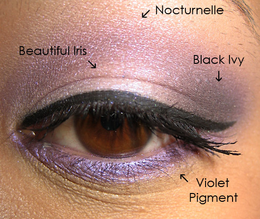 How To Apply Bridal Eye Makeup : how to apply eye makeup Bridal Looks