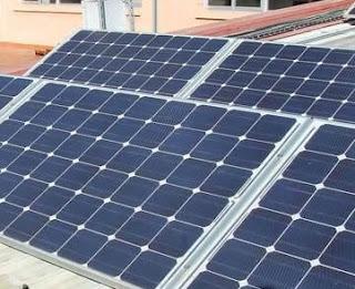 Ferrocarriles que ahorran energia con placas solares