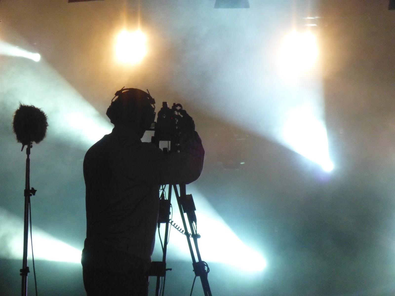 cameraman, sepia, strasbourg, fete de la musique, 2014