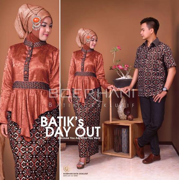 Contoh Foto Baju Muslim Modern Terbaru 2016: Aneka Busana
