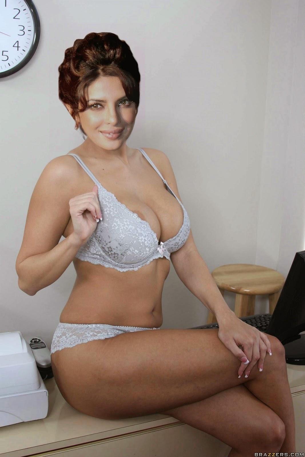 from Emerson photo porno priyanka chopra naked