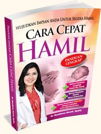Buku Panduan Lengkap Cara Cepat Hamil dari Dokter Kandungan