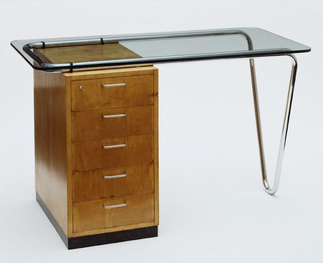 Desk, Breuer Marcel Lajos, Isokon Furniture Company, Victoria & Albert Museum