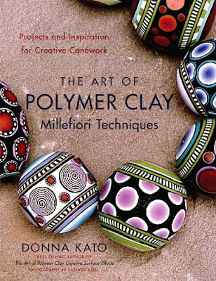 the art of polymer clay millefiori donna kato