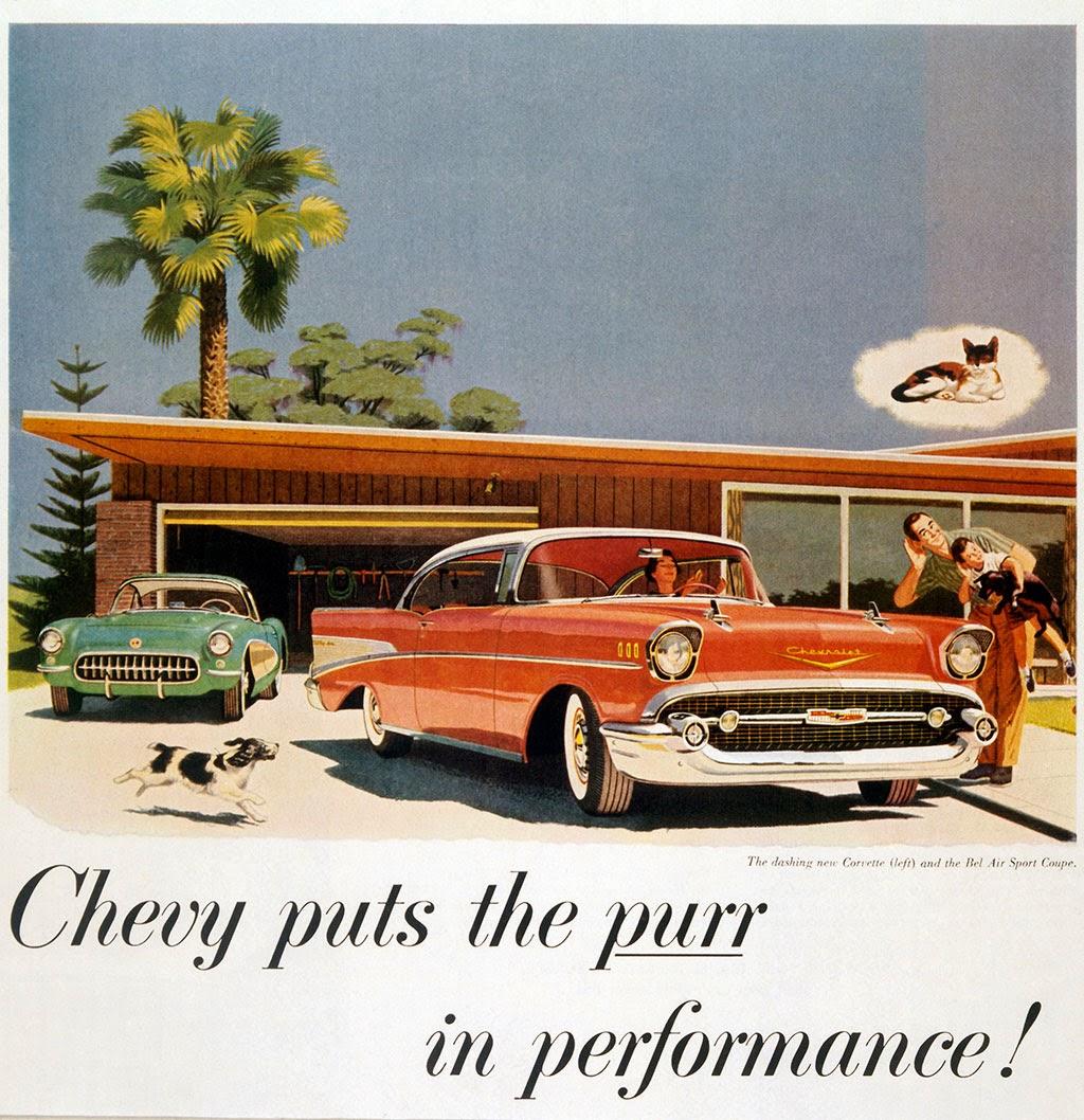 Favorit Le guide auto: PHOTOS: Publicités anciennes de voitures (1920-1950) LJ22