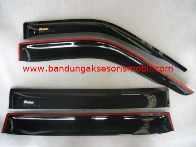 Talang Air Kuda Short Original Black Depan Belakang