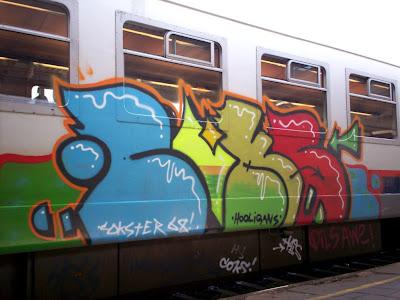 coks graffiti