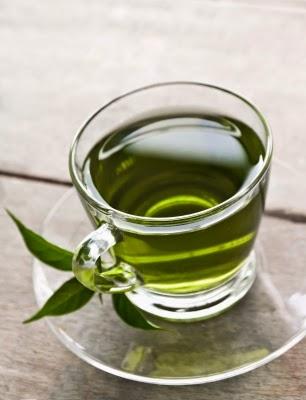 le thé vert - perdre du ventre homme