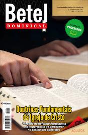 Revista Betel - 4º trimestre de 2017