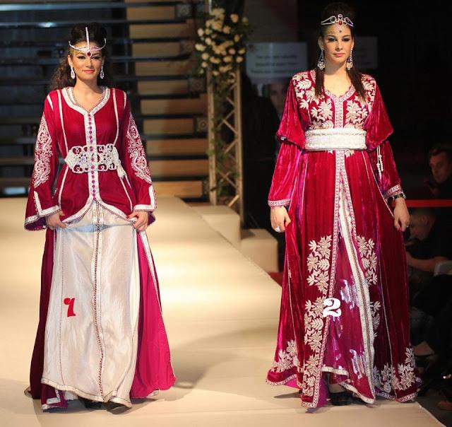 defilé caftan marocain 2013