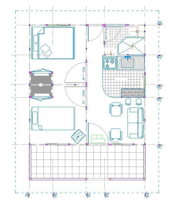Planos De Casas Gratis | Planos De Casas Modernas