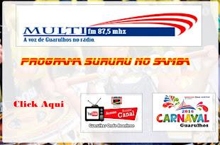 ACESSE A RADIO MULTI FM 87.5