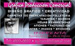 Gráfica Producción Comercial