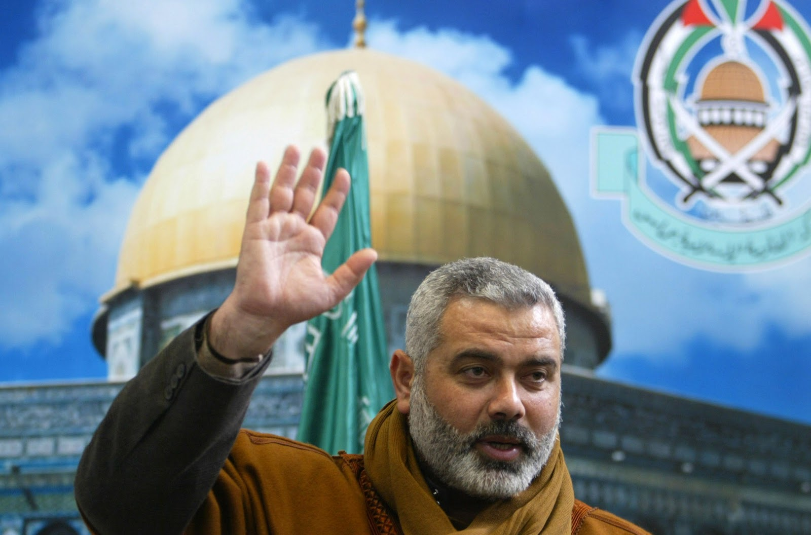 Ismail Haniyeh: A more worthy caliph if we had to choose