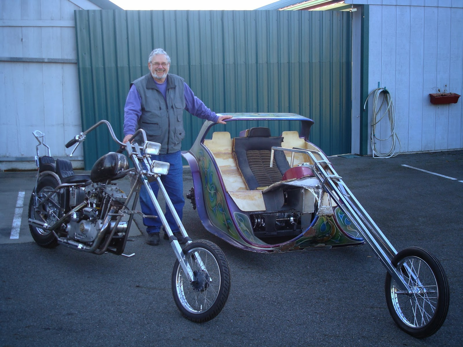 AEE Choppers: July 2014