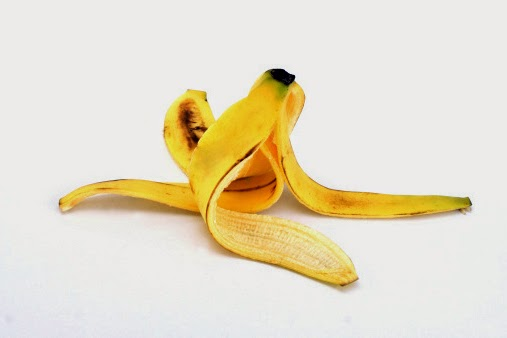 Water purify Using Banana Peel