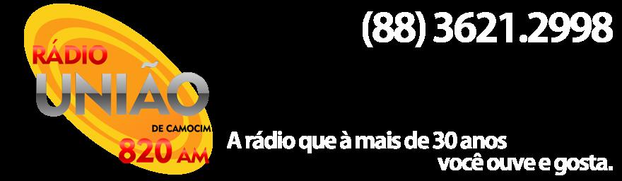 RÁDIO UNIÃO DE CAMOCIM - 34 ANOS