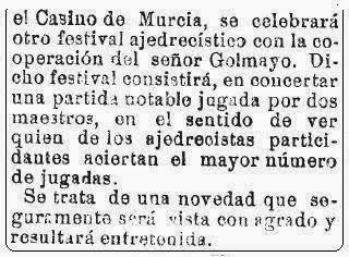 Golmayo en Murcia, El Liberal, 2 de abril de 1929 (2)