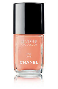 GIVEAWAY - Chanel in your nails
