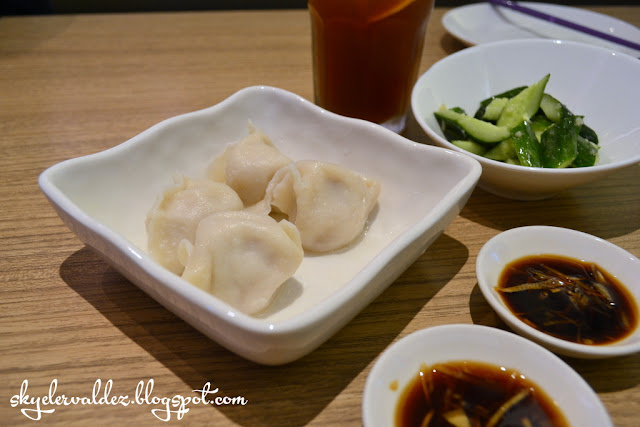 Pork Dumpling - Crystal Jade Shanghai Delight Weekday Dimsum Buffet