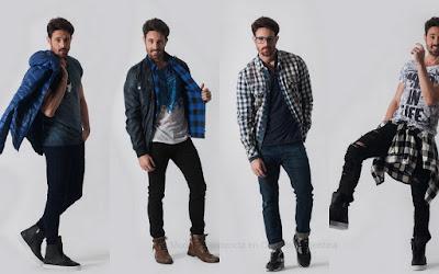 Moda Hombre Invierno 2015.Vov