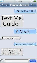 Text Me, Guido (Novel)