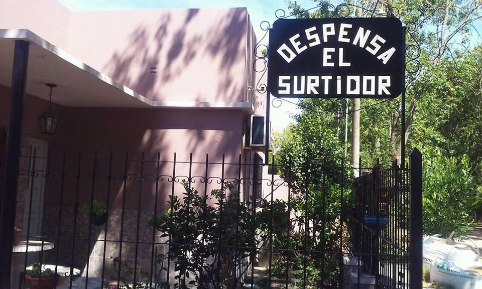 """Despensa """"El Surtidor"""""""