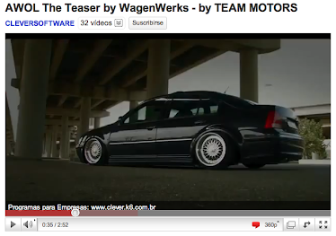 AWOL The Teaser by WagenWerks - by TEAM MOTORS