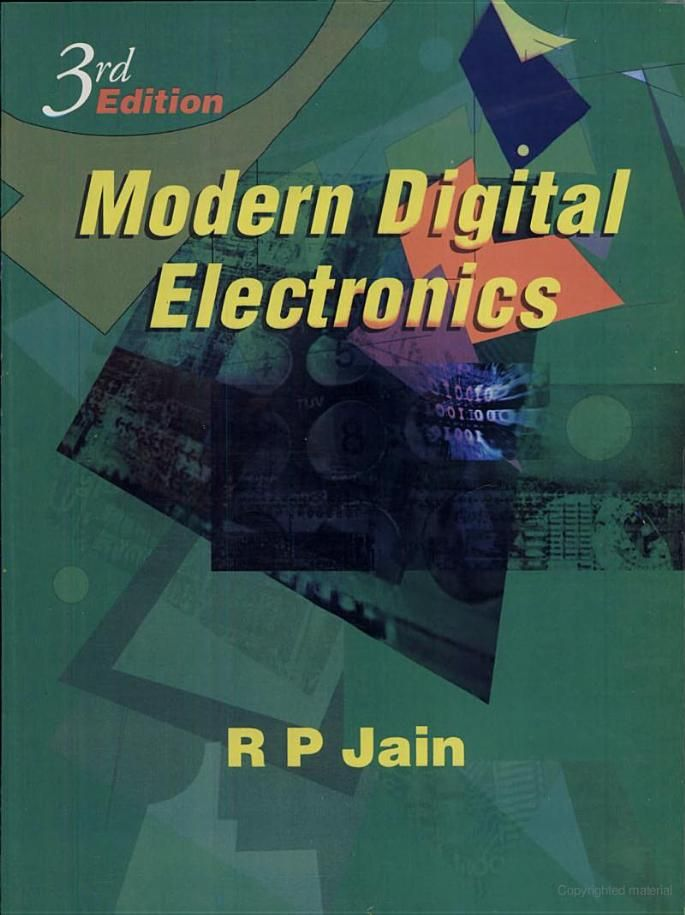 modern digital electronics by r.p.jain pdf