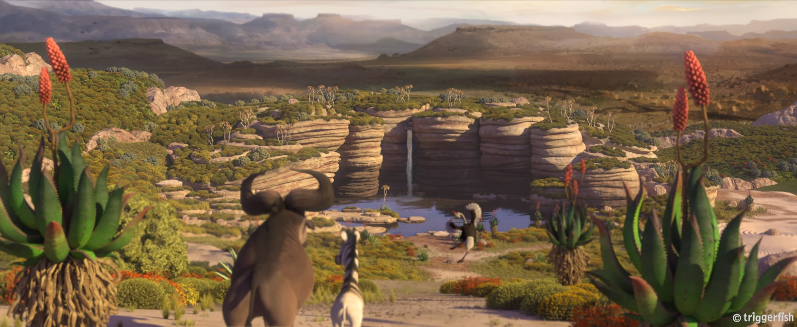 Movie review of Khumba