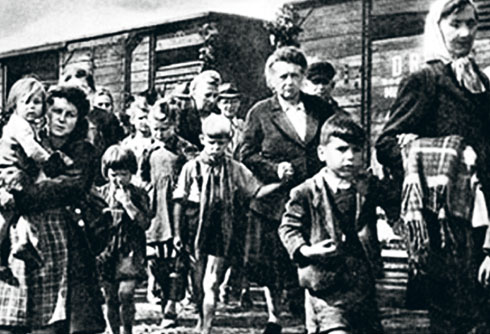 Депортация немцев