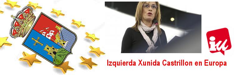 Izquierda Xunida Castrillón en Europa