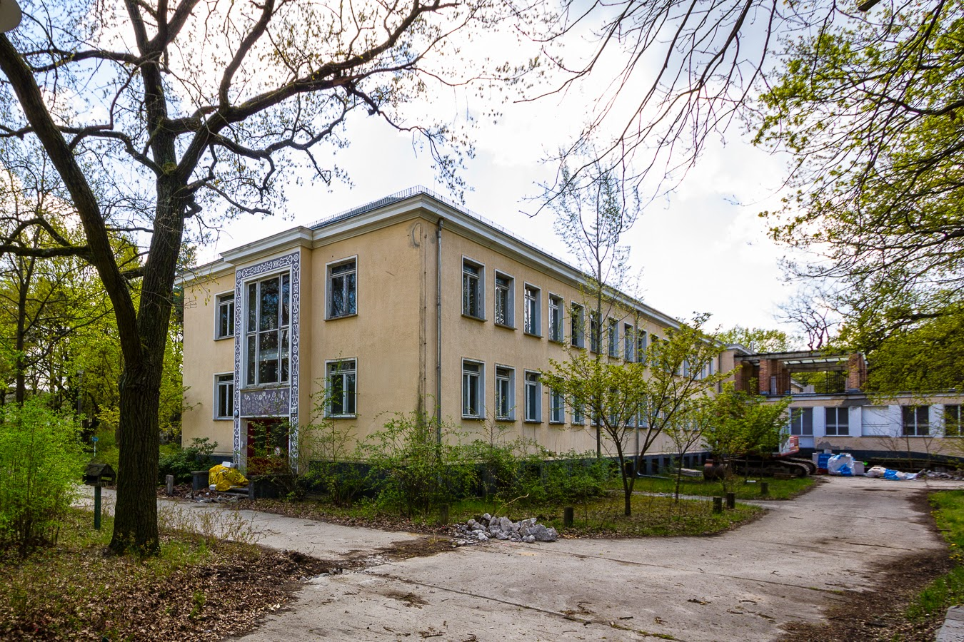 Kinderheim Makarenko The Biggest Children S Home In The