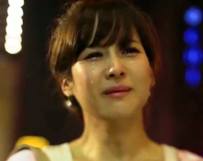 Sung Shi Kyung I Like Jo Yeo Jeong crying