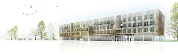 V+M Arquitectos Valencia Residencia universitaria Leioa