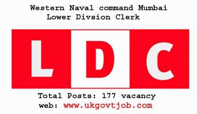 Lower Division Clerk (LDC)