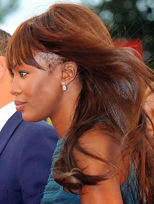Naomi campbell memyselfandmyhairextensions naomi campbells hairline following constant lace front glue use pmusecretfo Gallery
