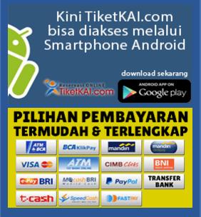 Reservasi Tiket KAI Online