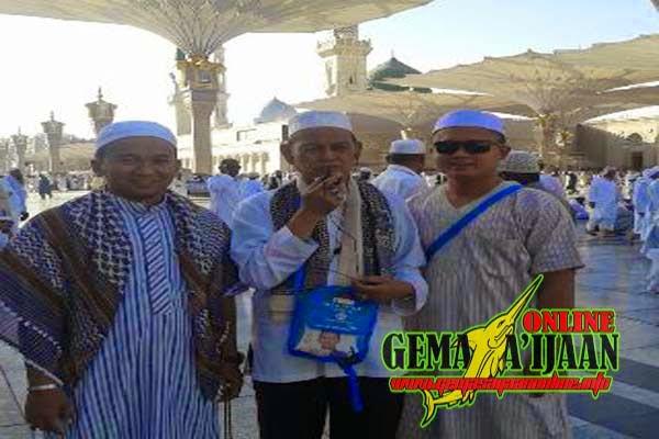 Lima Jam Perjalanan Rombongan Haji Tiba di Jeddah