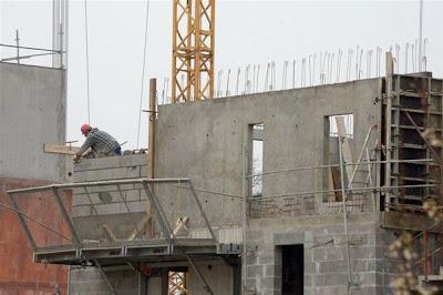 L'immobilier neuf toujours plombé au premier trimestre