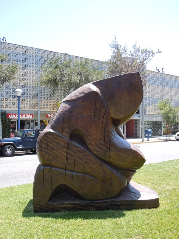 Matters of the Moment sculpture WEHO