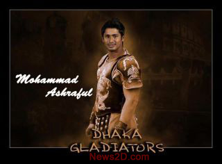 Dhaka Gladiators MOhammad Ashraful picture, Bangladesh Premium League BPL:T20 desktop HD wallpapers
