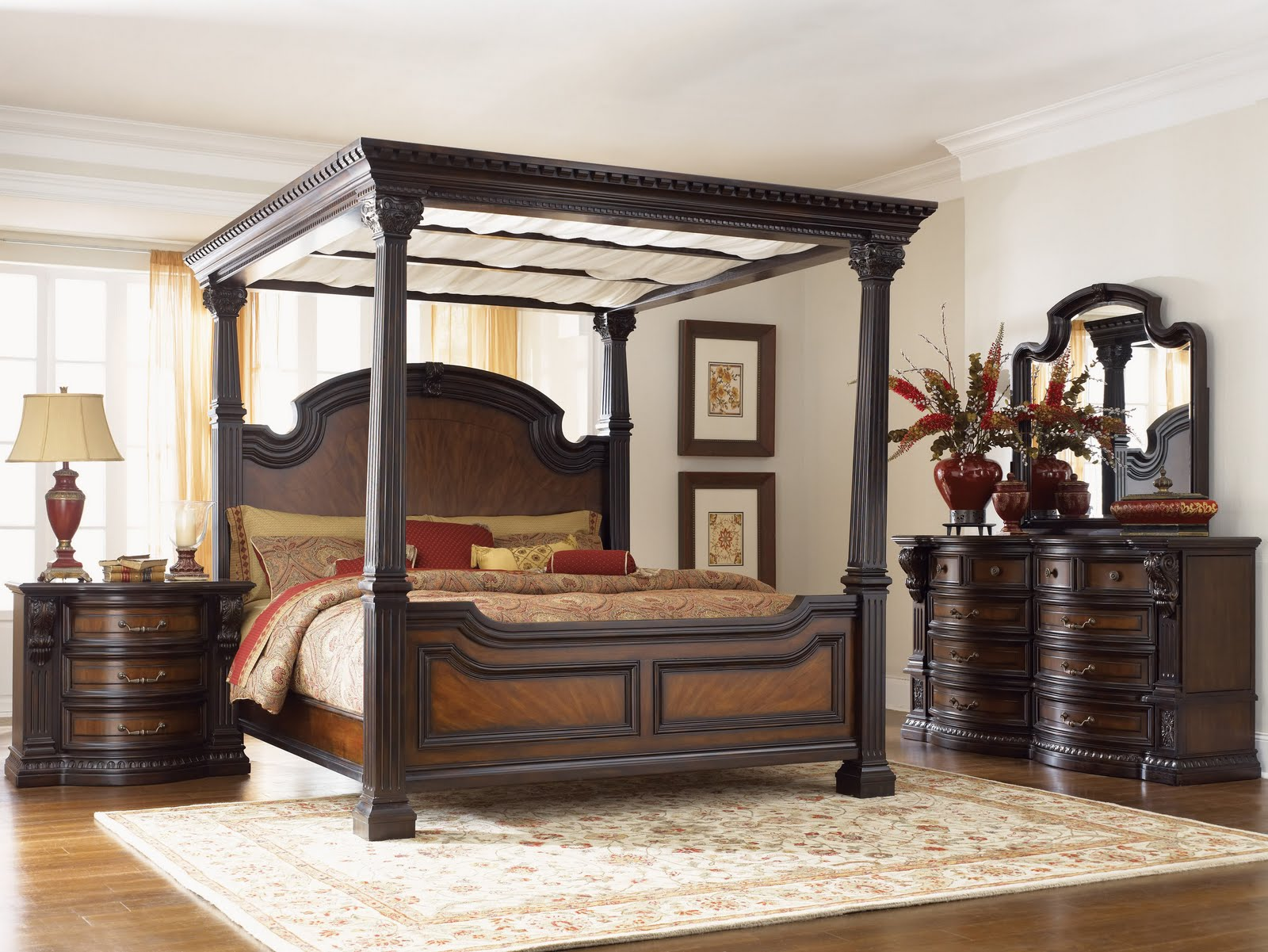 antique furniture and canopy bed how to cleaning antique furniture