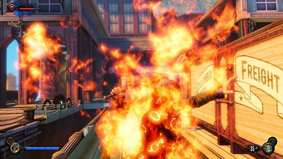 Download Game BioShock Infinite Terbaru Full Version